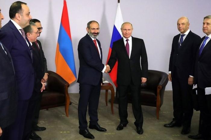 The hidden doctrine of Armenians regarding Russia