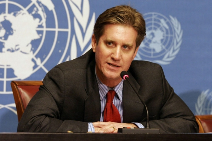"""Matthew Bryza: """"Not providing map of mined areas Armenia wants the civilians to die"""""""