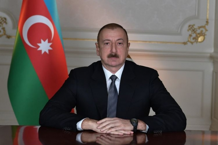 Azerbaijani President: Only together we will overcome the pandemic and will return to normal life