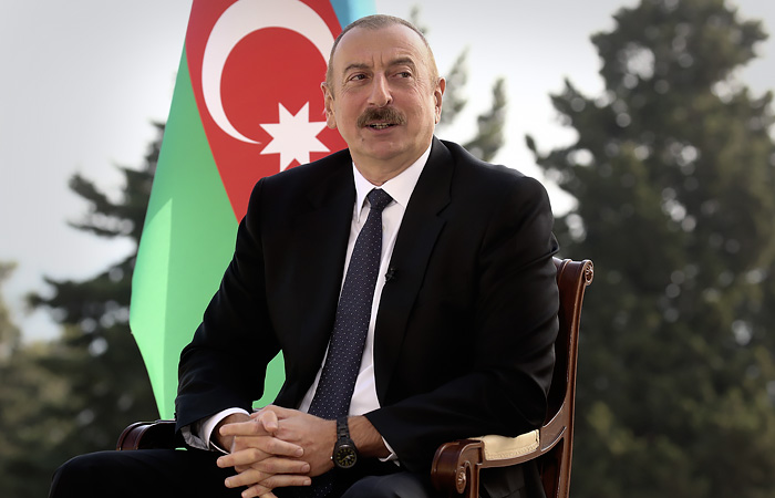 Azerbaijan was among the first countries to mobilize global efforts against COVID-19 pandemic, President says
