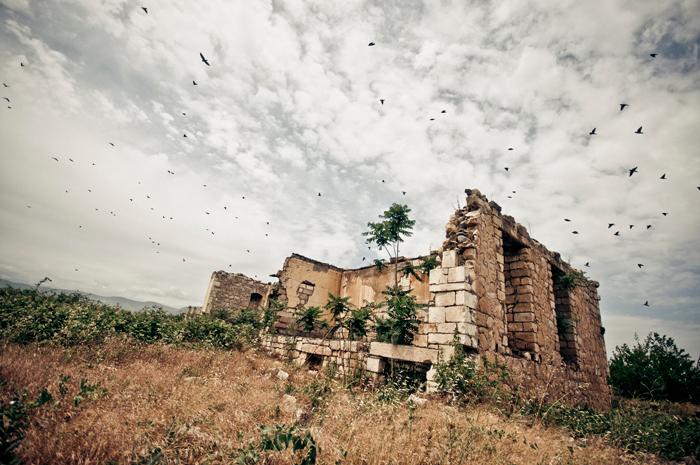 Ancient temples of Karabakh region of Azerbaijan. Narrator: historian, journalist Kerim Sultanov - VIDEO