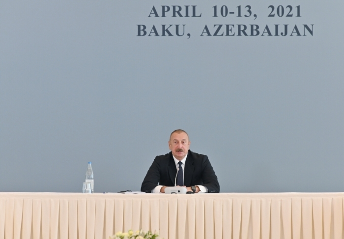 President Ilham Aliyev: We cannot forget the atrocities committed by Armenian army