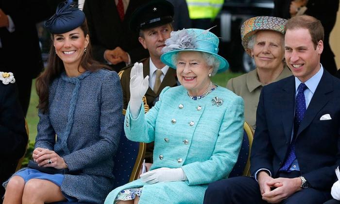 Elizabeth II returns to royal duties after husband's death
