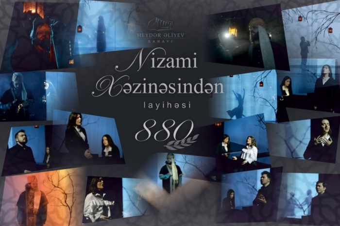 """Heydar Aliyev Palace presents new romances within """"From the Treasury of Nizami"""" project"""