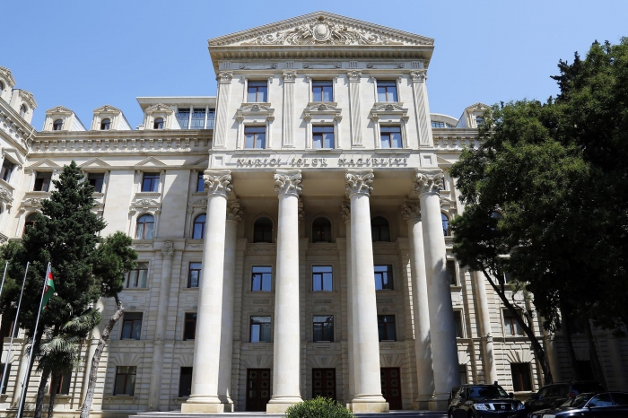 Azerbaijan MFA issues statement on International Day for Monuments and Sites