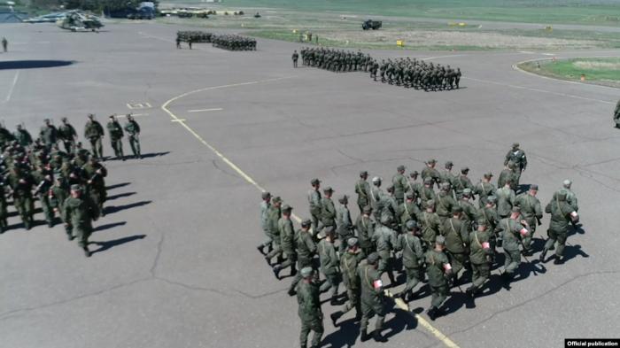 Russian military parade in Karabakh: Has Baku given its consent?
