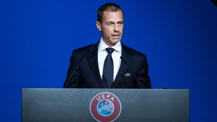 UEFA President's salary increased to €2.19 mln. in 2019-20