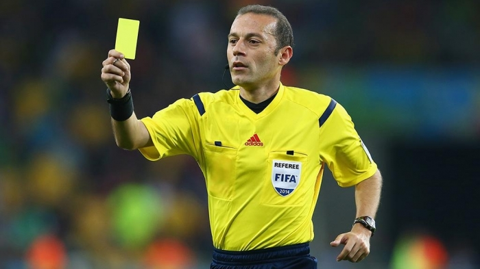 Turkish referee Cuneyt Cakir to officiate at EURO 2020