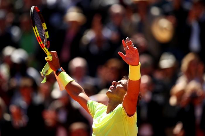 Tennis superstar Nadal wins Barcelona Open