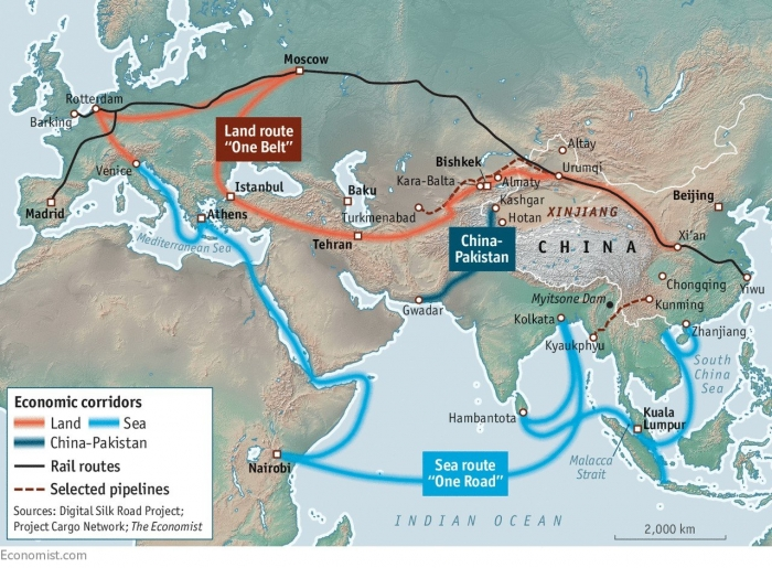 Why does China not fully use transport capabilities of the South Caucasus? - EXCLUSİVE VİDEO