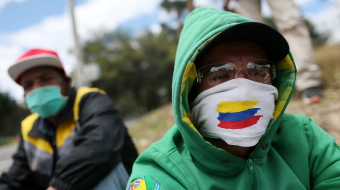 Colombia sees record COVID deaths as cases surge