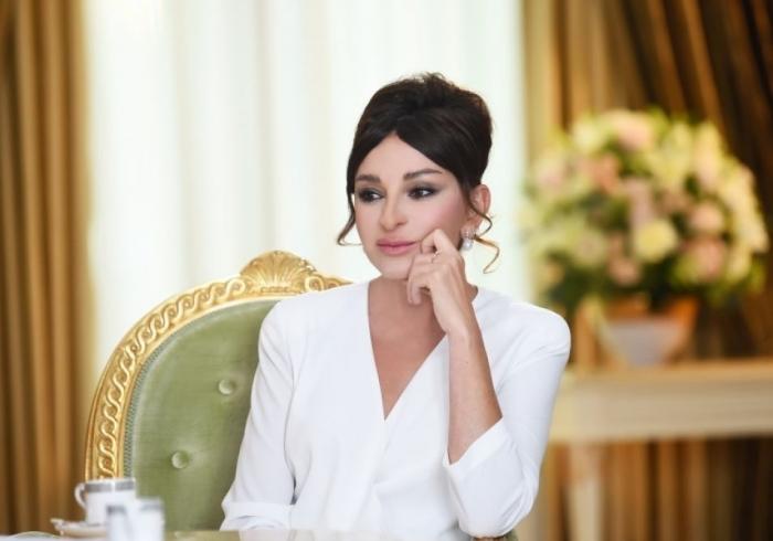 First Vice-President Mehriban Aliyeva congratulated Azerbaijani women on International Women's Day
