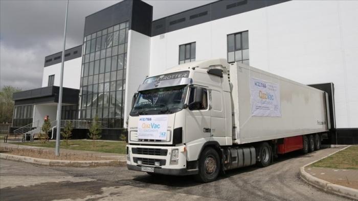 Kazakhstan to apply homegrown COVID vaccine next week