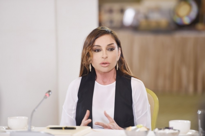 First Vice-President Mehriban Aliyeva congratulated people of Azerbaijan on Novruz holiday