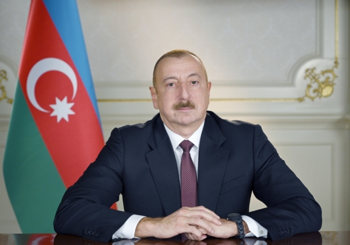 President allocates funding for creation of green energy zone in liberated areas