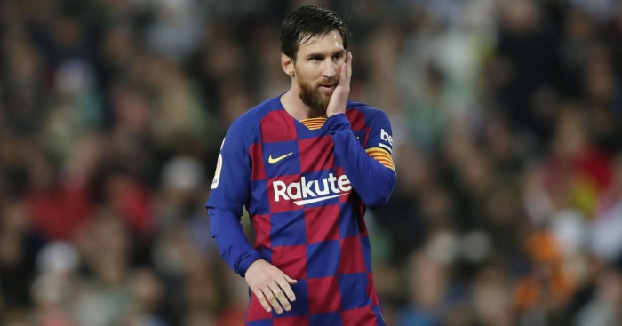 Barca meal could spell trouble for Messi after possible health protocol breach
