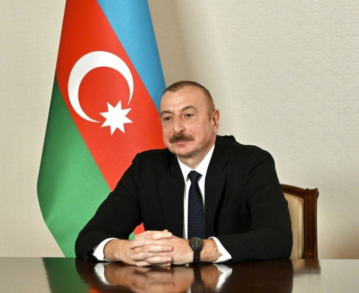 Ilham Aliyev signed Order on construction of new school in city of Shusha