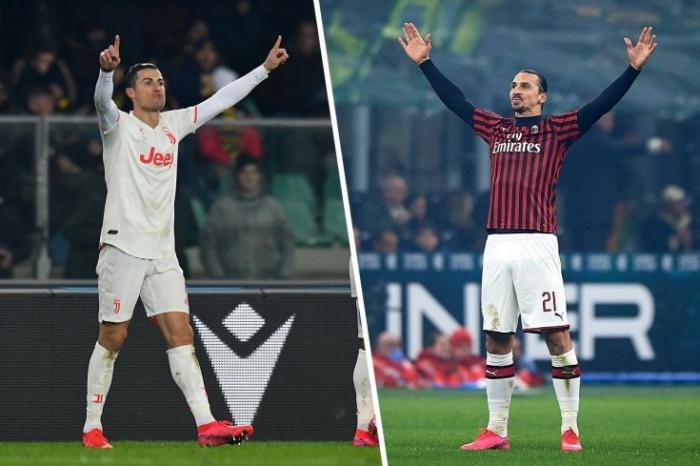 Milan hammer Juventus 3-0 in Serie A