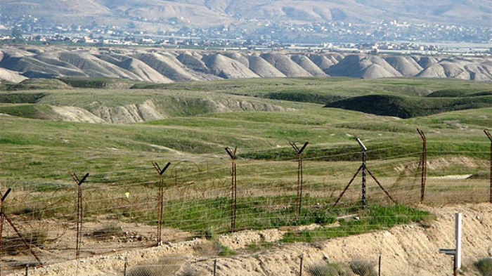 Who benefits from the reported armenian-azerbaijani border incident?