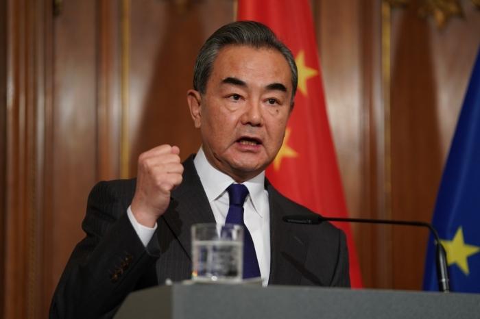 China urges US to 'adjust' position on Israel-Palestine tensions