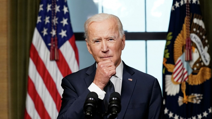 Biden reportedly signs off on $735M arms sale to Israel