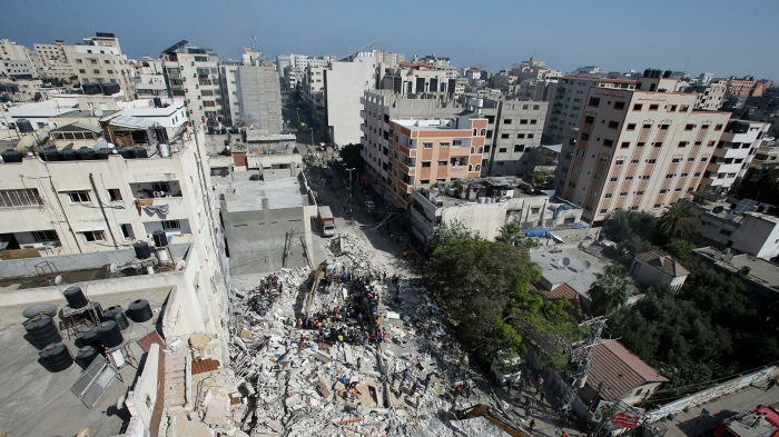 Israel, Hamas agree to start ceasefire early Friday