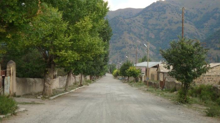 Defense Ministry releases video footages of Zallar village, Kalbajar district VIDEO