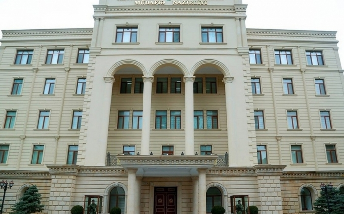 Azerbaijan's Defense Ministry: Armenia committed a provocation in direction of Kalbajar district of state border