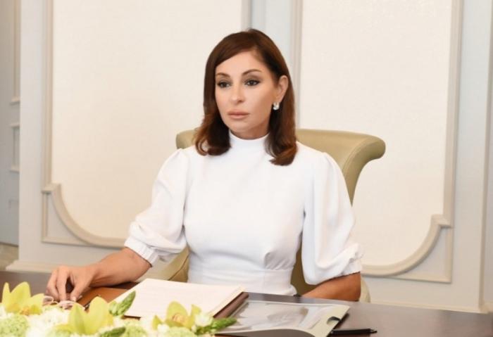 Mehriban Aliyeva: