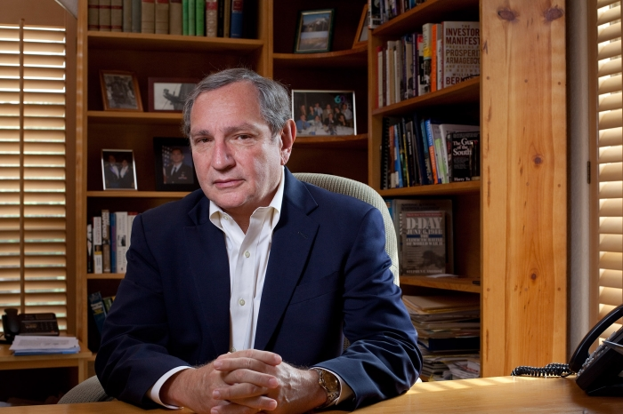 George Friedman: Azerbaijan has emerged as the leading power- EXCLUSİVE İNTERVİEW
