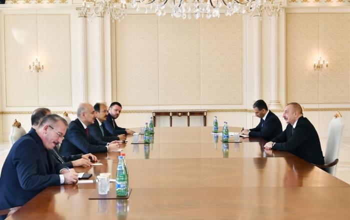 President Ilham Aliyev: Armenian side is already properly analyzing issues related to inevitability of Zangazur corridor