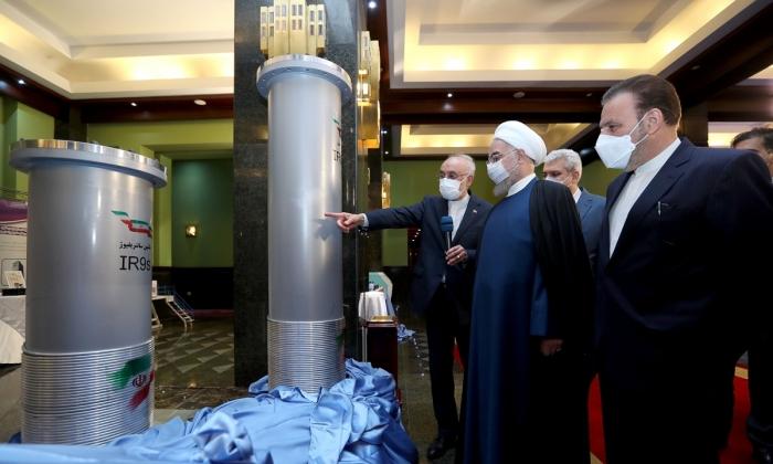 Iranian FM says progress made in nuclear talks