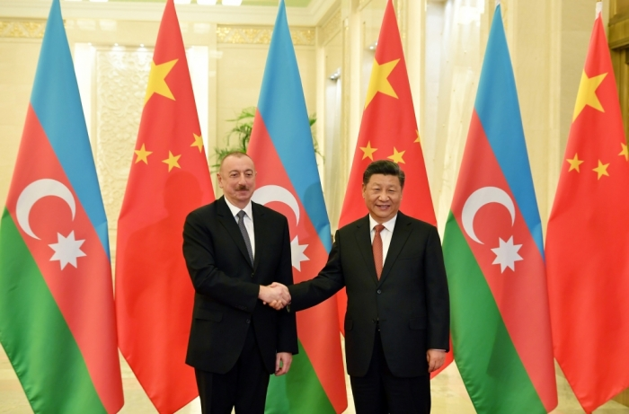 Chinese-Azerbaijani relations are on the threshold of a new historic stage
