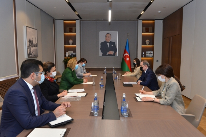 Azerbaijan, WHO discuss prospects for cooperation