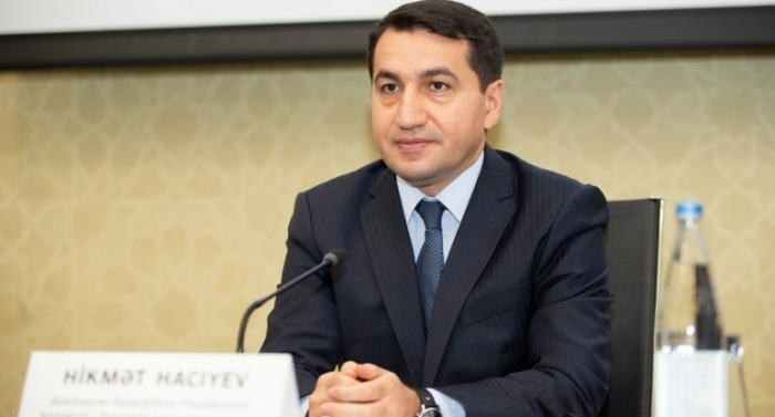 Hikmat Hajiyev: We ended our tour to Aghdam with promise to return back to modern city of Aghdam