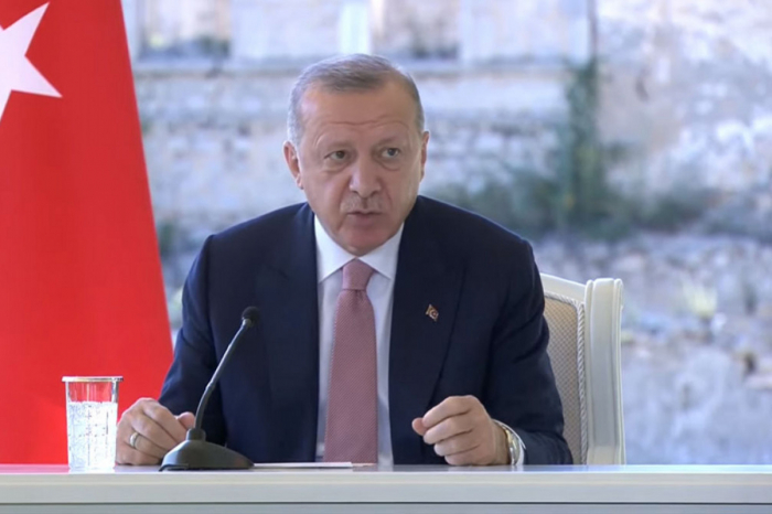 Recep Tayyip Erdogan: As a result of the 44-day war, Karabakh returned to its owners