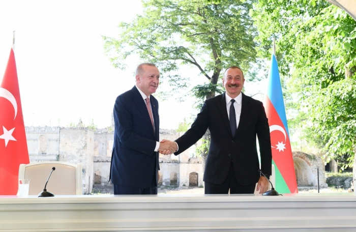 Will Erdogan's visit to Azerbaijan become the beginning of a new era in the region?