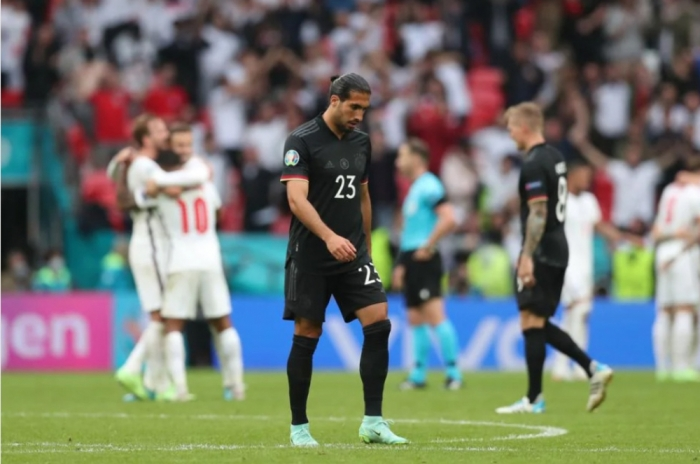 England reach EURO 2020 quarterfinals after beating Germany