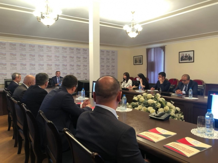 AIR Center has presented an English version of its report on Azerbaijanophobia in Armenia