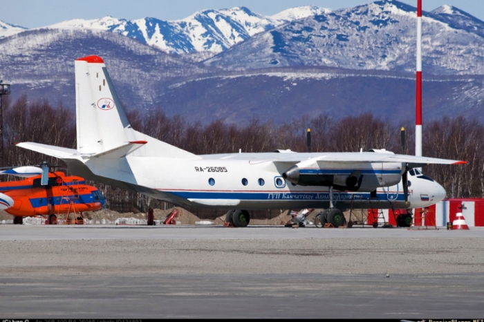 All dead as Russian An-26 airliner crashes in Kamchatka