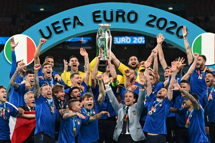 Italy wins UEFA Euro 2020, beating England in penalty kicks