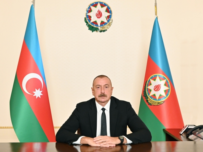 Ilham Aliev: I am confident that Azerbaijan will demonstrate a rare experience in transforming destroyed vast territories