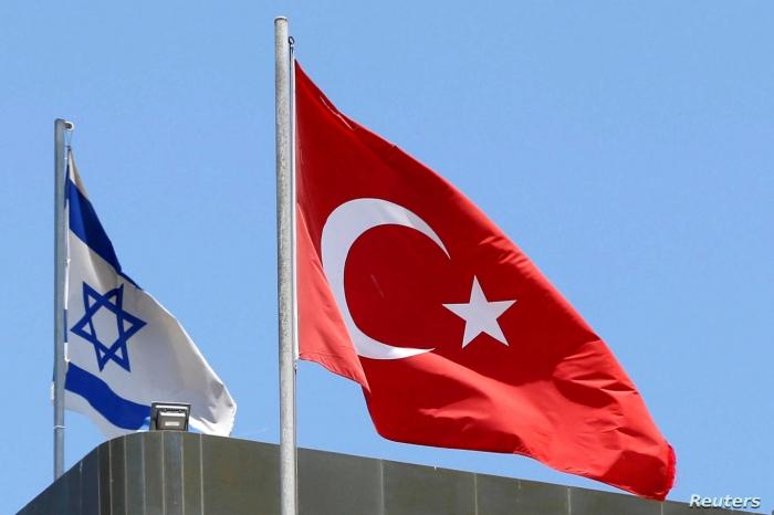 Turkish, Israeli presidents speak over phone, discuss regional issues