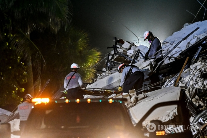 Death toll from Florida building collapse rises to 97