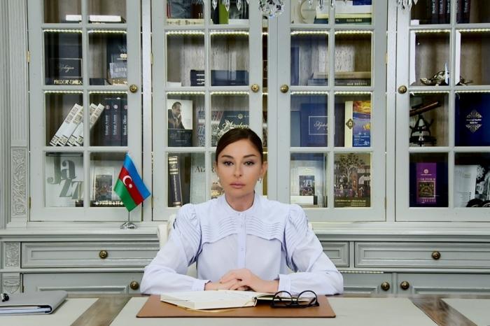 Mehriban Aliyeva congratulated Azerbaijani people on Eid-al-Adha