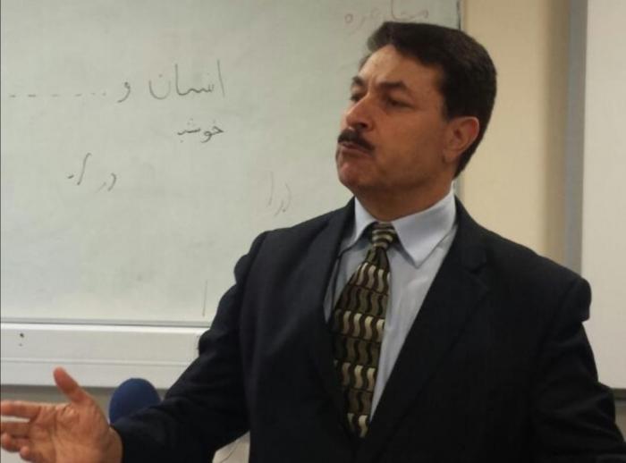 Haroon Amirzada: