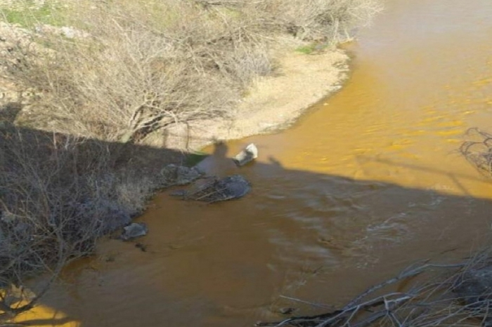 Baku Tribune comments on Armenia's policy on pollution of the Okhchuchay river - VİDEO