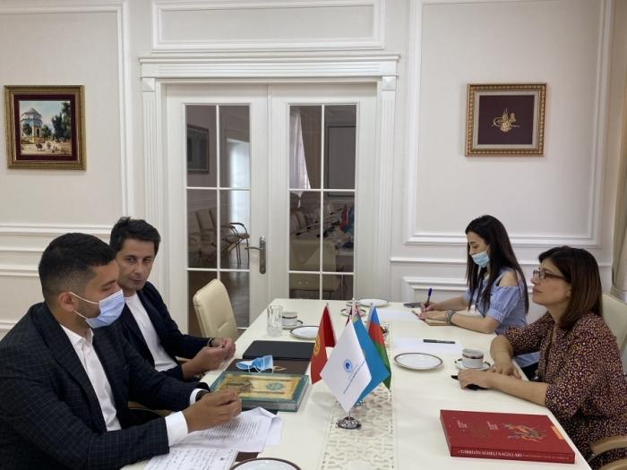 Turkic Culture and Heritage Foundation, Nizami Ganjavi Center expand relations