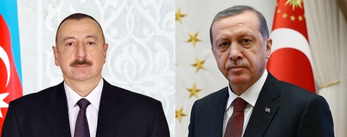 President Ilham Aliyev offers condolences to Turkish counterpart