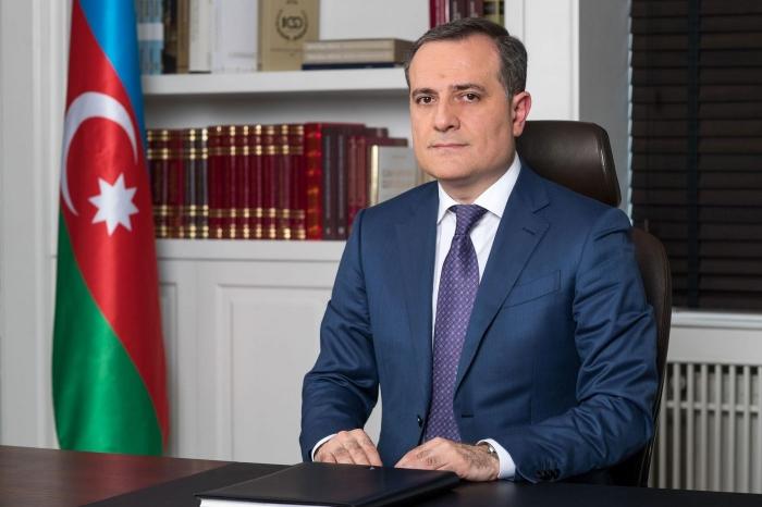 Azerbaijani FM: Azerbaijan is ready to normalize relations despite Armenia's aggressive policy